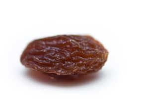 Don't be a raisin anymore