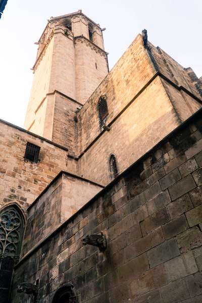 Basilica de Barcelona (reverse)